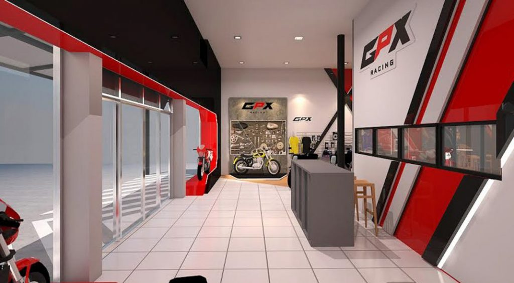 Showroom GPX Racing Việt Nam