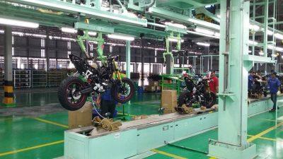 Bên trong một nhà máy sản xuất của GPX
